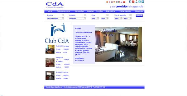 diseño web cda