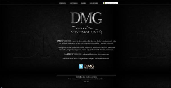 diseño web dmg